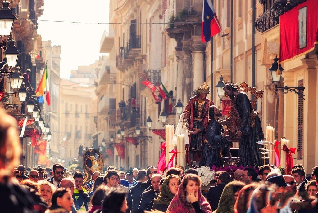 Procession of Misteri