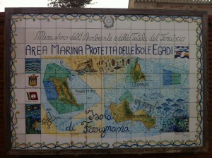 AMP (Area Marina Protetta) Isole Egadi