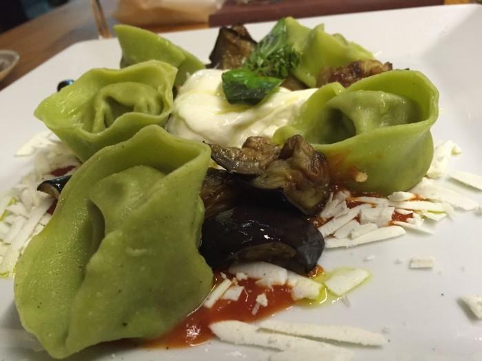 Piatti rivisitati della cucina Siciliana